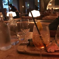 Photo taken at Cibo Wine Bar by Alê on 8/17/2017