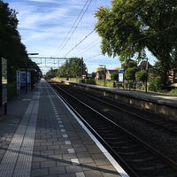 Photo taken at Station Wijhe by William v. on 10/8/2016