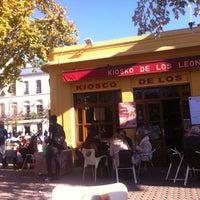 Photo taken at Kiosko de los Leones by May R. on 12/8/2013