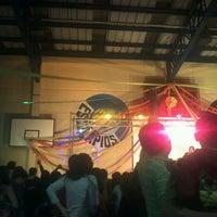 Photo taken at Colegio Hispano-Americano by Seba B. on 11/11/2012