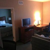 Photo taken at Homewood Suites Atlanta Lawrenceville by Megan G. on 3/13/2013
