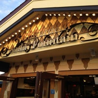 Photo taken at Ghirardelli Ice Cream & Chocolate Shop by Amber P. on 2/1/2013