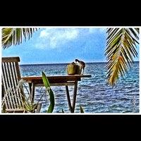 Photo taken at Fafa Island Resort Hotel by iHRH on 10/5/2012