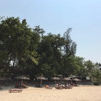 Photo taken at Thande Beach Hotel by Jason Y. on 3/7/2017