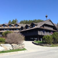 Photo taken at Trapp Family Lodge by Reina Q. on 5/1/2013