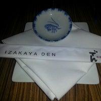 Photo taken at Izakaya Den by Heather B. on 2/9/2013