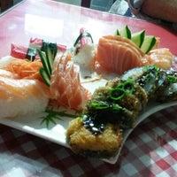Photo taken at Hanei Culinaria Japonesa by Marina F. on 1/28/2015