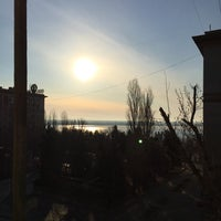 Photo taken at Ул. Советская 14 А by Петр С. on 3/19/2015