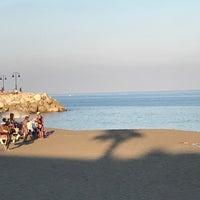 10/10/2017에 Roberto님이 Playa de la Carihuela에서 찍은 사진