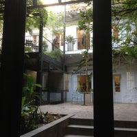 Photo taken at Centro Cultural Caras y Caretas by Daniel M. on 4/16/2013