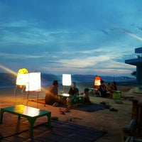 Photo taken at Nam Rin Beach by Suntharee S. on 5/27/2016
