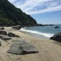 Photo taken at Spiaggia Michelino by Diego O. on 6/20/2016