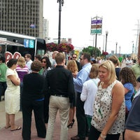 Photo taken at St. Paul Food Truck Court by Eric E. on 6/19/2013