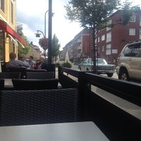 Photo taken at Linde Pizzeria by Kristian F. on 9/7/2014