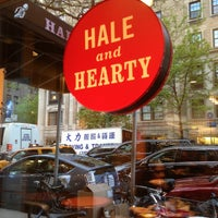 Photo taken at Hale & Hearty by Candace S. on 5/8/2013
