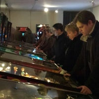 Photo taken at CP Pinball by Heather C. on 1/19/2014