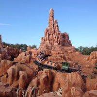 Photo taken at Big Thunder Mountain Railroad by Stephen S. on 1/6/2013