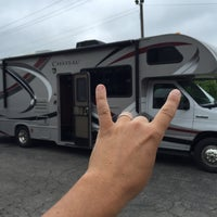 Photo taken at Premier Coach RV Sales, Service & Rentals by Kevin N. on 6/12/2015