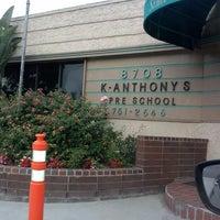Photo taken at K Anthony Preschool by Cara M. on 11/18/2013