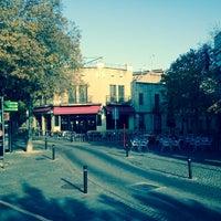 Photo taken at Plaça de l'Estació de Sant Cugat by Alex H. on 12/8/2013