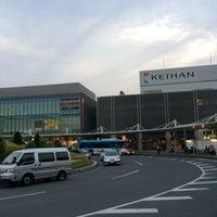 Photo taken at 樟葉駅 バス乗り場 by Haruhiko F. on 5/15/2017