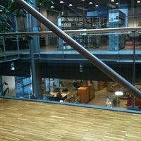 Photo taken at Sellon kirjasto by Anssi S. on 3/13/2012
