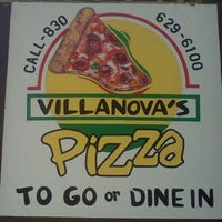 Photo taken at Villanova's pizza by Karen B. on 3/2/2012