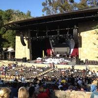 Photo taken at Santa Barbara Bowl by Paul S. on 5/29/2012