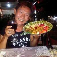Photo taken at Monkey's Bar and Restaurant by Nattawat M. on 9/3/2012