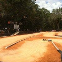 Photo taken at Orange County RC Track by Wally P. on 4/29/2012