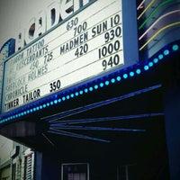 Снимок сделан в Academy Theater пользователем Shannon Q. 4/4/2012