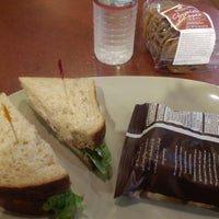 Photo taken at Panera Bread by John S. on 2/27/2013