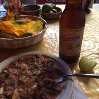 Photo taken at Birriería El Maguey by Laura V. on 11/29/2014
