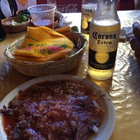 Photo taken at Birriería El Maguey by Laura V. on 10/18/2014