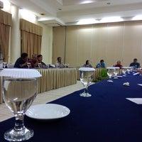 Photo taken at Grand Jaya Raya Resort & Convention Hotel by Ena N. on 12/10/2013
