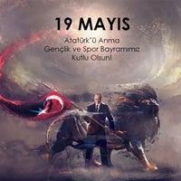 Photo taken at Şan Dolmuş Durağı by Burak K. on 5/19/2016