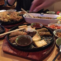 Photo taken at Haroo Korean Homestyle Cuisine by Mayna L. on 3/21/2015