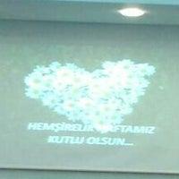Photo taken at Iszu konferans salonu by Nesrin Ö. on 5/16/2014