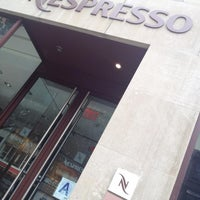 Photo taken at Nespresso Boutique Bar by Rosaida B. on 8/24/2013