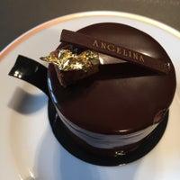 Photo taken at Café Richelieu – Angelina by Marko A. on 2/22/2017