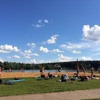 Das Foto wurde bei Мещерский парк von Анна R. am 8/4/2016 aufgenommen