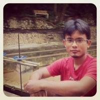 Photo taken at faizomar's waterfall by Mr. Faiz Omar H. on 10/5/2013