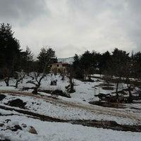 Photo taken at Ayvagediği Eğlence Merkezi by Mesut T. on 3/1/2015
