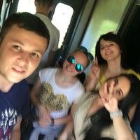 Photo taken at Електричка Львів-Мукачево by Святик🍋 С. on 6/30/2016