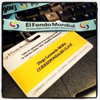 Foto tomada en Hotel Bogota Regency por Diego M. el 12/12/2012