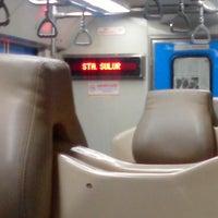 Photo taken at Stasiun Sulur by Asep J. on 11/7/2013