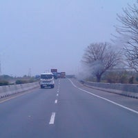 Photo taken at Tol Margomulyo by Asep J. on 11/13/2013