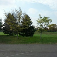 Photo taken at Green Knoll Golf Course by Ian C. on 10/24/2012
