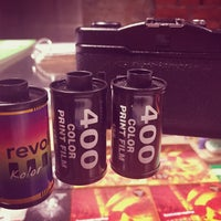 Photo taken at Lomography Gallery Store Taipei by Mao M. on 10/15/2015