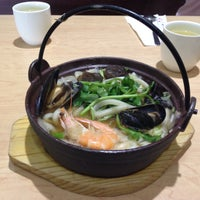 Foto tirada no(a) In Cheon House Korean & Japanese Restaurant 인천관 por Joanna Y. em 4/18/2014